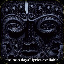 """The lyrics tell the """"story"""" of the song. There is no better storyteller alive than Maynard James Keenan from Tool."""