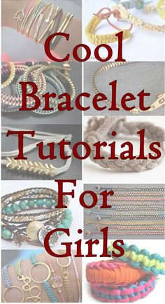 shares Facebook Twitter Pinterest TumblrNail polish etc: Yes we said nail polish, it is a very useful thing to have when you are looking at bracelet tutorial to either color things or create a gloss to a dull surface or add some sparkle to a bracelet. Feathers and odd bits: When it comes to attempting …
