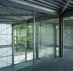 Atelier Wickenburgh - steel - glass - transparency - architecture - Arconiko Divider, Steel, Glass, Room, Furniture, Home Decor, Atelier, Homemade Home Decor, Decoration Home