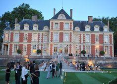 Chateau de Wideville, Designer Valentino's home near Paris