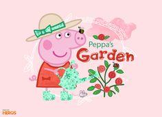 Téléchargez pleins de fonds d'écran sur le blog de www.tous-les-heros.com ! #PeppaPig