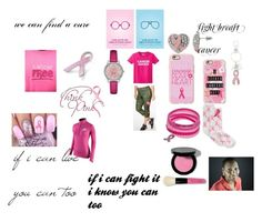 """BREAST CANCER!!!!!!!!!!!!!!!!!"" by batman2274 ❤ liked on Polyvore featuring Bling Jewelry, Casetify, Charter Club, Bobbi Brown Cosmetics, GUESS, NIKE, Ideology and plus size clothing"