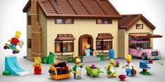 The Simpson's LEGO!