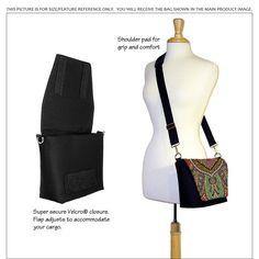 Small Digital Camera Bags Slr Camera Bag MINI by janinekingdesigns, $59.99