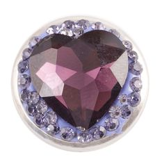Diameter Size: 18MM Material: Zinc Alloy and rhinestones