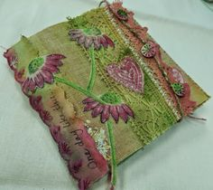 Halifax Embroiderers' Guild: Frances Pickering Workshop - A Bumper Blog Entry!