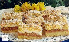 Elolvad a szádban, ha bele harapsz. Hungarian Cake, Hungarian Recipes, Eat Seasonal, Salty Snacks, Creme Brulee, Fall Desserts, Diy Food, Cupcake Cakes, Cupcakes
