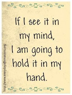 Positive Affirmations, Daily Affirmations #lottery