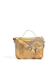 ASOS Mini Satchel Bag With Buckles