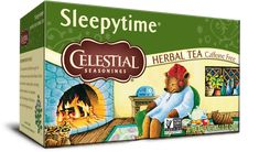Celestial Seasonings Caffeine Free Herbal Tea Bags, Sleepytime, 20 Ct