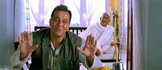 Sanjay Dutt in *Lage Raho Munna Bhai* (2006) | 5 Sanjay Dutt Films to Watch If You Are New to Bollywood
