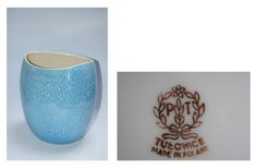 Wyjątkowe polskie projektantki XX wieku. Hanna Orthwein - Minerva Mugs, Tableware, How To Make, Polish, Design, Dinnerware, Vitreous Enamel, Tumblers, Tablewares