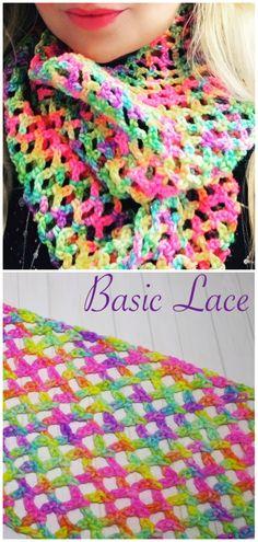 Crochet a Simple Lac