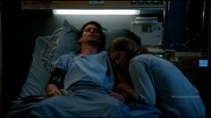 """""""He's going to be okay, yeah?"""" Lexi clutched her brother's hand desperately, looking at Don pleadingly."""