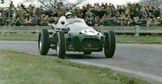 1958 Glover Trophy, Goodwood : Stuart Lewis-Evans, Connaught-Alta Type-B