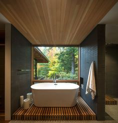 The Bear Stand, a woodside retreat by Bohlin Cywinski Jackson  ~ Great pin! For Oahu architectural design visit http://ownerbuiltdesign.com