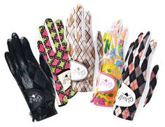 50% off ladies golf gloves! Select styles. While supplies last! http://www.pinkgolftees.com/sale.html