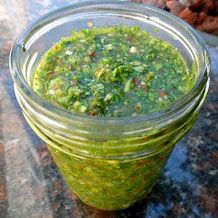 Chutney is a condiment that can be consumed with practically any meal. This specific recipe is for a spicy Chutney that mainly has Cilan. Chutneys, Spice Blends, Spice Mixes, Indian Food Recipes, Vegetarian Recipes, Ethnic Recipes, Indian Foods, Delicious Recipes, Cilantro Chutney