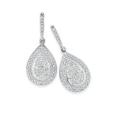 1 2 Carat Diamond Earrings 10ct Gold Available In Australian And New Zealand