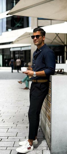 9 Outfit Formulas To Help You Look Sharp – LIFESTYLE BY PS #MensFashion
