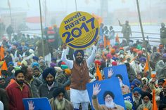 I am proud of the spirit of Punjabis who have braved the weather odds to mark their presence at Moga Rally. Today is the day when Punjab will raise a collective voice against SYL and show everyone that we know how to protect our rights. #MogaRally #PaniBachaoPunjabBachao #ParkashSinghBadal #AkaliDal #ProudToBeAkali #SukhbirSinghBadal