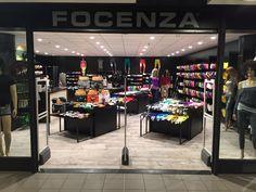Il brand veneto Luigi Di Focenza leaded nell'abbigliamento intimo affida a Ceramiche Zanibellato le pavimentazioni dei propri negozi monomarca.