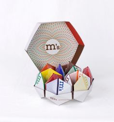 M&M's Redesign (Student Project) on Packaging of the World - Creative Package Design Gallery