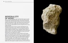 Minerality in Wine <3
