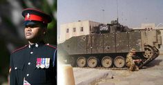 Ambushed Twice on the Streets of Iraq, Johnson Beharry Become the Only VC Recipient of the Iraq War