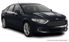 Ford Fusion 2013 - Ford is changing the game in the mid sized segment by putting design up front, and European driving dynamics all in a very affordable family sedan.