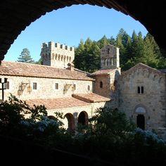 Castello di Amorosa (The Napa Castle)