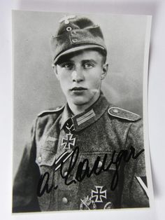 FW. ALBERT LANGER