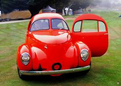 1937 Airmobile Exerimental Front End by wcraig, via Flickr