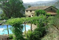 Tuscany: 17th century hillside farmhouse villa - private pool - stunning viewsVacation Rental in Monterchi from @HomeAway! #vacation #rental #travel #homeaway