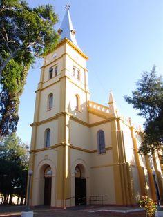 Matriz Sagrado Coração de Jesus - Ribeirão Claro (PR)