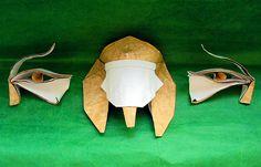 origami egypt by Andrey Ermakov
