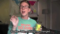 tyler oakley things are changing pose - Google Search