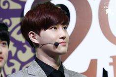 140208 20th Korean Entertainment Arts Awards - SUHO  cr: Made In Heaven