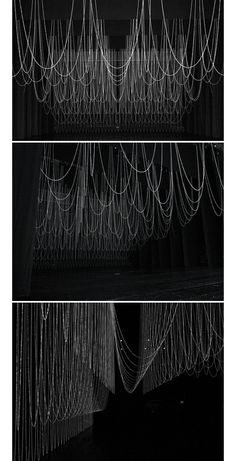 "Set design for Opera ""Le Grand Macabre"" at New National Theatre, Tokyo. By Ryuji Nakamura."