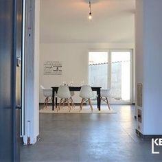 betonoptik wohnraum flur k che bad fliesen produkte und angebote pinterest loft hannover. Black Bedroom Furniture Sets. Home Design Ideas