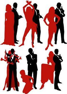 Bond 007 Party Nights
