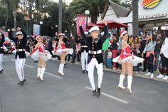 """Como cada año en la época decembrina, el parque de diversiones más famoso de México presenta su tradicional evento para festejar la Navidad denominado: """"Chritsmas In The Park""""."""
