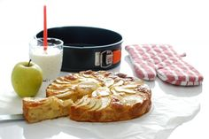 Tarta twin apple Cooking Chef, Just Cooking, My Recipes, Cake Recipes, Favorite Recipes, Bread Machine Recipes, Confectionery, Good Food, Food And Drink