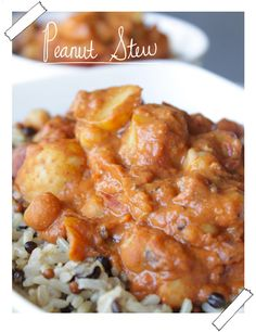 Peanut Stew | 30 Delicious Vegan Meals You Can Make In Under 30Minutes