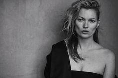 VOGUE ITALIA   Kate Moss  PETER LINDBERGH