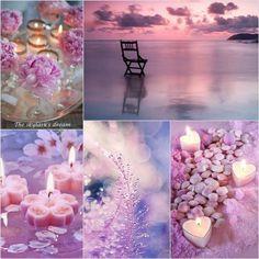 I'm Lisa — Romantic Dream-Gif Fairy Love Collage, Color Collage, Beautiful Collage, Beautiful Pictures, Color Trends, Colour Schemes, Collages, Mood Colors, Jolie Photo