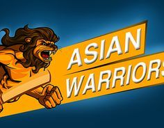 """Check out new work on my @Behance portfolio: """"Logo for Asian Warriors cricket  team, England"""" http://be.net/gallery/36178953/Logo-for-Asian-Warriors-cricket-team-England"""