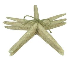 3-piece Starfish Decor Set