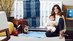 Jamie-Lynn Sigler Shows Off Beau's Drool-Worthy Baseball-Themed Nursery: Opening day is just two weeks away, but for Beau Dykstra, baseball season lasts all year long!