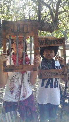 Wild West Cowboys | CatchMyParty.com